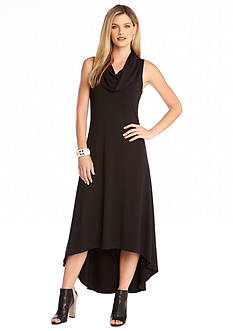 Karen Kane Katie Cowl Neck Maxi Dress