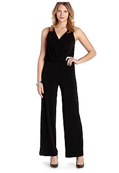 Karen Kane Cross Creek Palazzo Jumpsuit