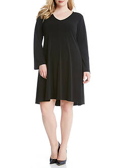 Karen Kane Plus Size Taylor Dress