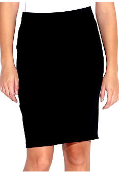 Karen Kane Wrinkle Resistant Travel Pencil Skirt