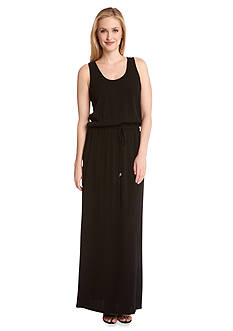 Karen Kane Cinched Maxi Dress
