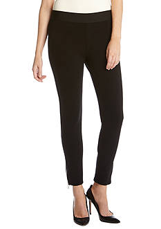 Karen Kane Red Sky Side Zip Legging