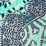 Womens Halter Swimsuits: Marine Jessica Simpson Desert Diamond Cropped Cami