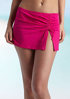Profile by Gottex Tutti Frutti Straight Edged Skirted Swim Bottom