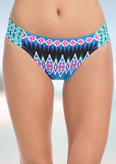 La Blanca Sandbar Side Tab Hipster Swim Bottom