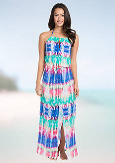 La Blanca Antigua Maxi Dress