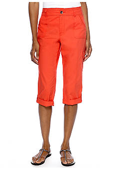 Madison Rolled Crop Pant