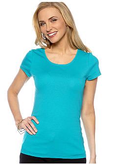 Madison Core Ribbed Tee