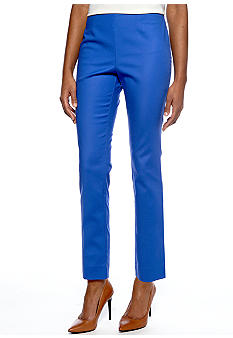 Madison Side Zip Ankle Pant