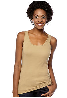 Madison Stretch Rib Tank
