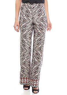 Kim Rogers Printed Soft Pant