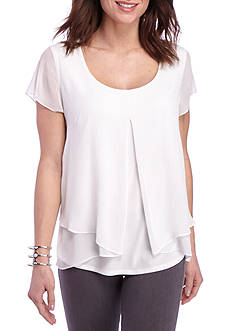 White Blouse | Belk