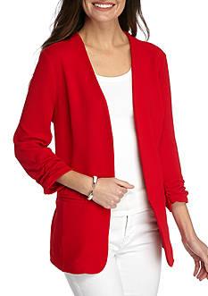 Womens Red Jackets & Blazers | Belk