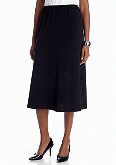 Kim Rogers Asymmetrical Long Skirt