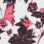 Petite Dresses: Pink Mixleaf Kim Rogers Petite Sleeveless V-Neck Godet Dress