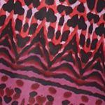 Kim Rogers Petites Sale: Red Explosion Kim Rogers Petite Desert Maxi Skirt