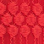 Petite Tops: Knit Tops: Mercury Decoy Kim Rogers Petite Split Neck Lace Front Top