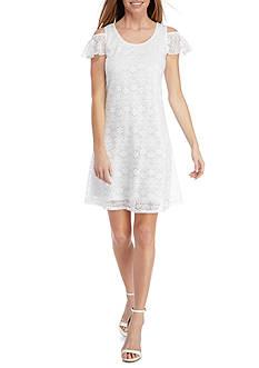 Petite White Dresses - Belk