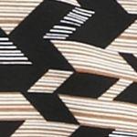 Petite Tops: Collared & Button Down: Tan Icearrow Kim Rogers Petite Camp Shirt