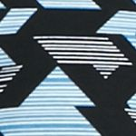 Kim Rogers Petites Sale: Sky Icearrow Kim Rogers Petite Stripe Camp Shirt