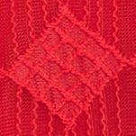 Kim Rogers Women's Plus Sale: Mercury Decoy Kim Rogers Plus Size Lace Front Split Neck Knit Top