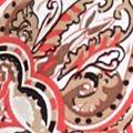 Kim Rogers® Petites Sale: Coral Rapunzel Kim Rogers Plus Size Printed Camp Blouse