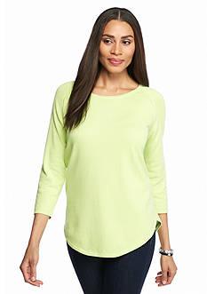 Jeanne Pierre Fine Gauge Sweater