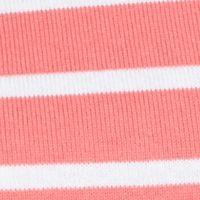 Jeanne Pierre: Coraline Jeanne Pierre Striped Fine Gauge Sweater