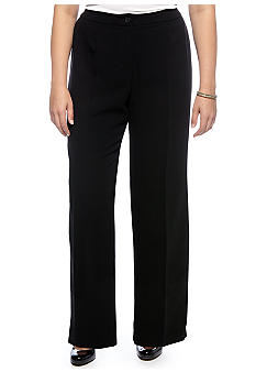 Jones New York Collection Plus Size One Button Pants
