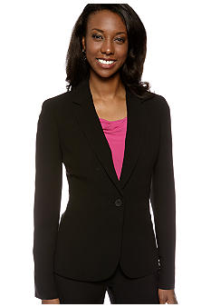 Jones New York Collection Seamed Jacket
