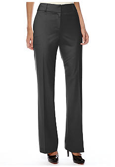 Jones New York Collection Stretch Classic Pant
