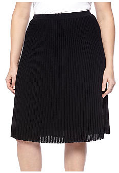 Jones New York Collection Plus Size Sweater Skirt