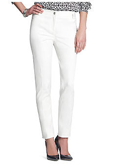 Jones New York Collection Slim Pant