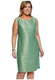 Jones New York Collection Plus Size Shift Dress