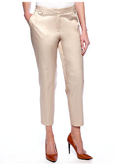 Jones New York Collection Cropped Skinny Trouser