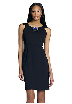 Jones New York Collection Beaded Dress