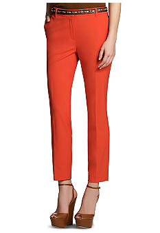 Jones New York Collection Petite Crop Skinny Pant