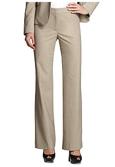 Jones New York Collection Petite Flat Front Dress Pant