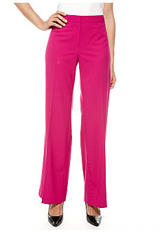 Jones New York Collection Petite Wide Leg Pant