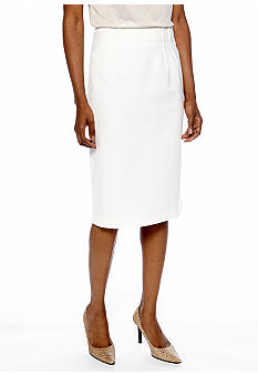 Jones New York Collection High Waisted Skirt