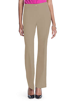 Jones New York Collection Sloane Seasonless Stretch Pant