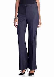 Jones New York Collection Sloane Seasonless Stretch Pant