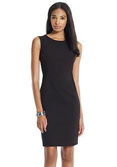 Jones New York Collection Sleeveless Mallory Sheath Dress
