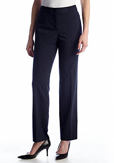 Jones New York Collection Sloane Classic Pant
