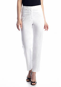 Jones New York Collection The Sloane Trim Pant