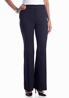 Jones New York Collection Zoe Wide Leg Pant