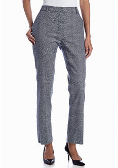 Jones New York Collection Grace Printed Ankle Pant