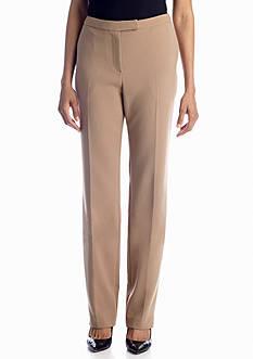 Jones New York Collection The Sydney Slim-Leg Stretch Pant
