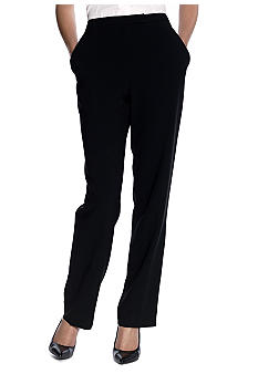Jones New York Collection Platinum Quarter Pocket Pant