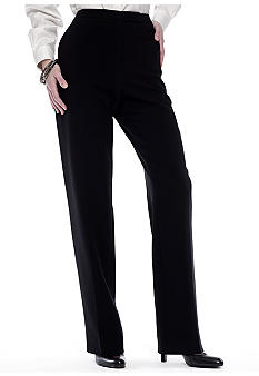 Jones New York Collection Petite Extended Tab Pant